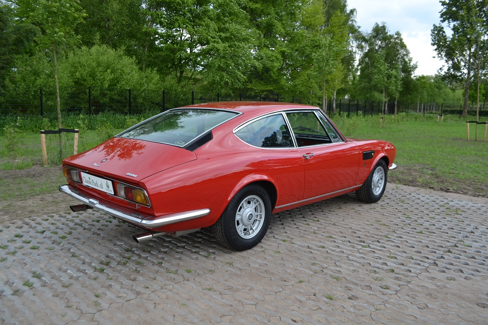 Classic Park Cars Fiat Dino Coup 233 2400