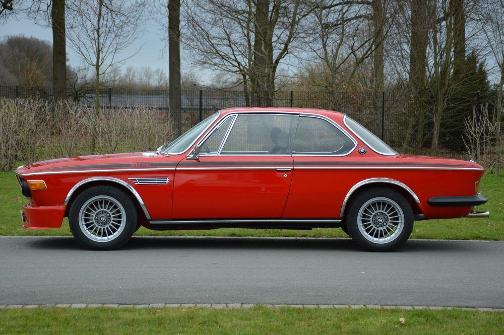 Classic Park Cars Bmw E9 30 Csl